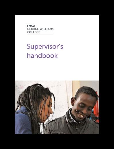 Supervisor's handbook