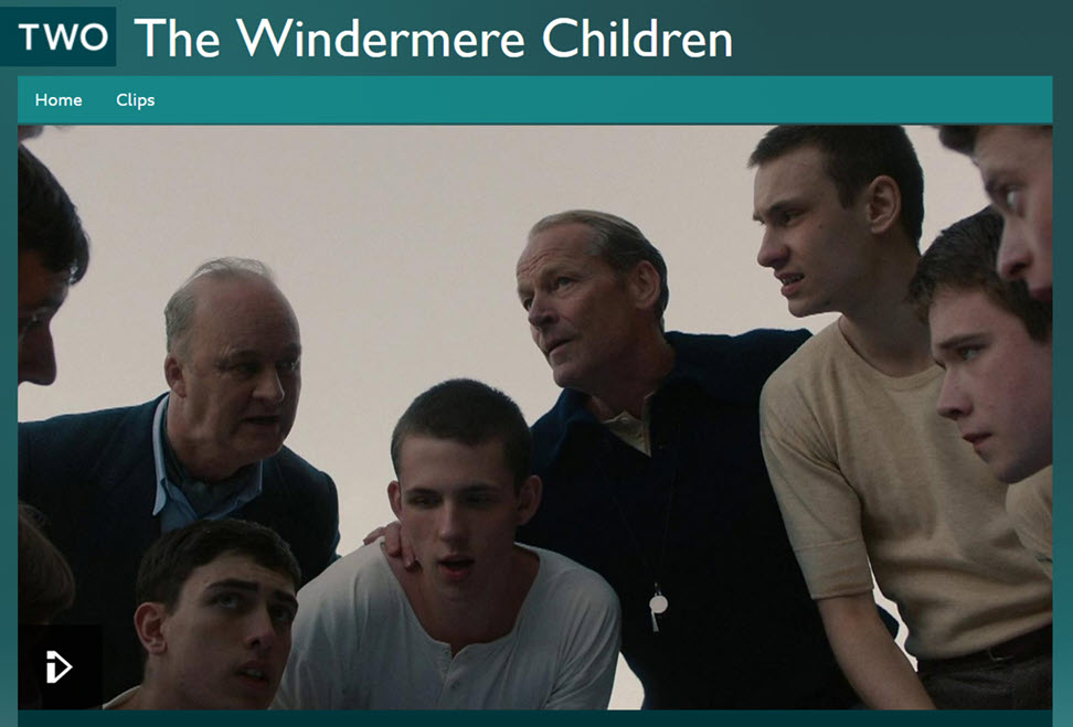 bbc - the windemere children