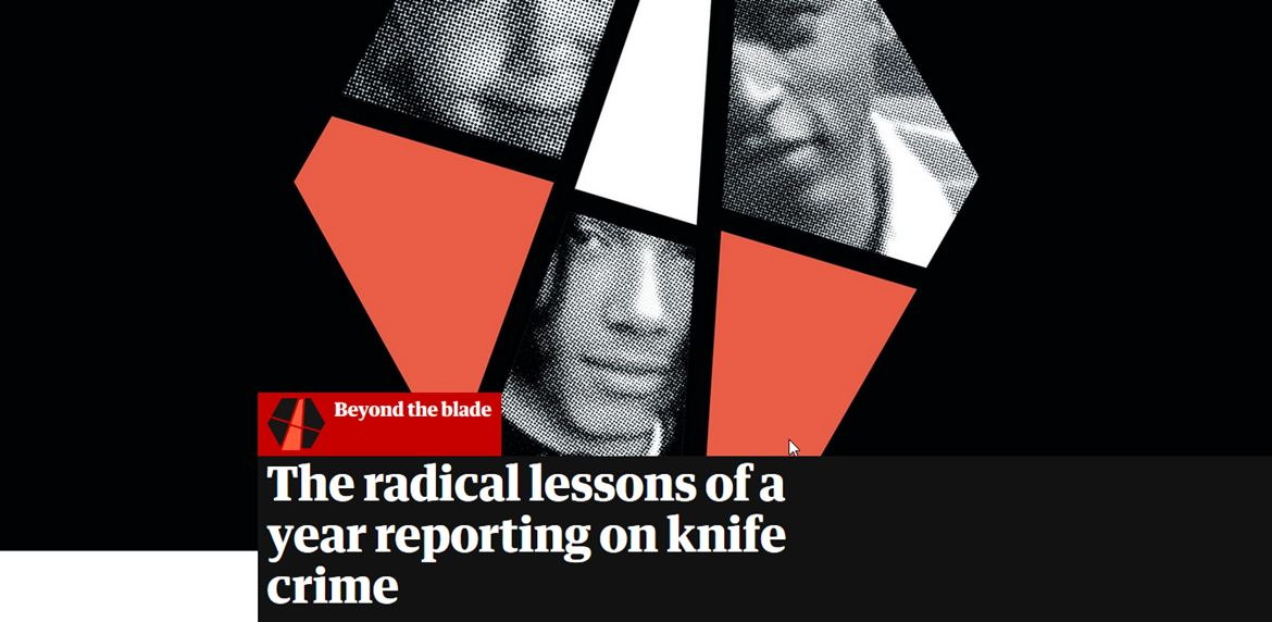 Garry Younge on knife crime