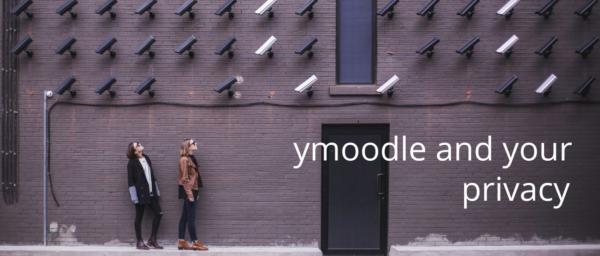 ymoodle and privacy